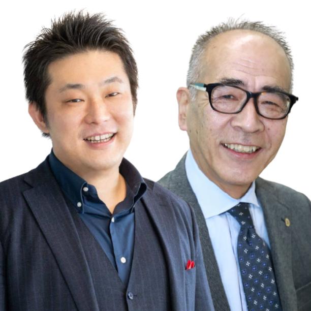 倉重 公太朗氏/高橋 健氏